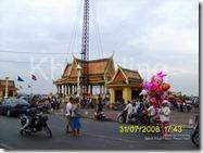 River bank Phnom Penh
